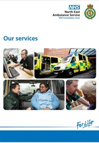 Our services front cover