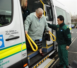 Patient Transport Service - North East Ambulance Service
