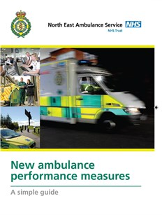 Ambulance performance leaflet